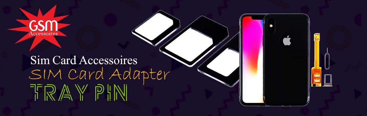 SIM Card Adapter / Tray / Pin