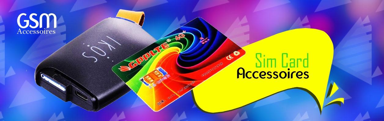 Sim Card Accessoires