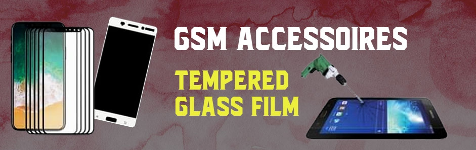 Tempered Glass Film
